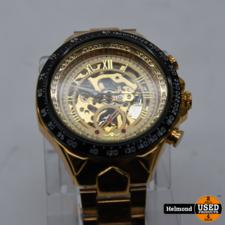 Winner Winner TM432 Tachymeter 500 Automatisch Horloge | Nette staat