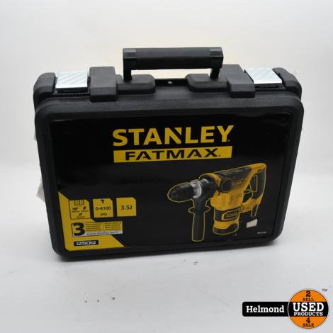 Stanley Fatmax FME1250 Klopboormachine | In Nette Staat