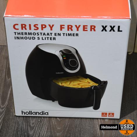 Hollandia 6150119 Crispy Fryer XXL Frieteuse   Nieuw in Doos