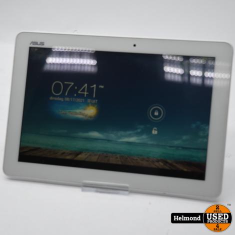 Asus Memo Pad 10 16GB White | Gebruikt