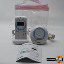 Alecto Alecto DBX-76 Camera BabyPhone Wit | In Nette Staat