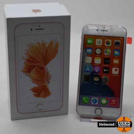 Apple iPhone 6S 32 GB Rosé Gold | In Zeer Nette Staat