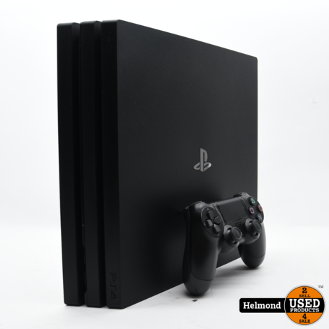 Sony Playstation 4 Pro 1Tb incl. 1 Controller | Nette staat