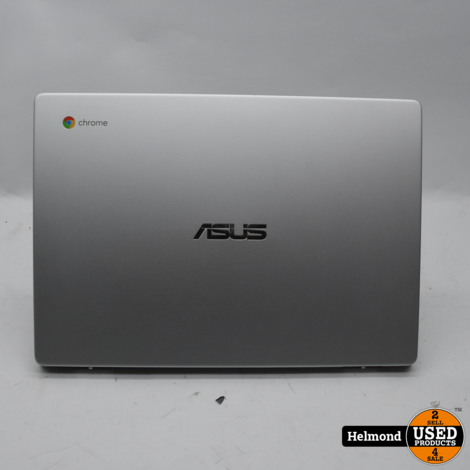 Asus Chromebook C423NA-BV0170 Zilver   Zgan