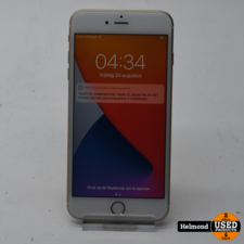 Apple Apple iPhone 6S Plus 64Gb Gold   In Nette Staat