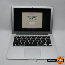Apple Apple Macbook Air 13 inch (2013) 4Gb 128Gb   Nette staat