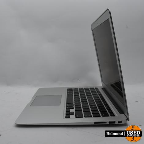 Apple Macbook Air 13 inch (2013) 4Gb 128Gb   Nette staat