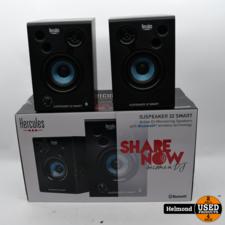 Hercules Hercules DJ Speaker 32 Smart Bluetooth Speakers | In Nette Staat
