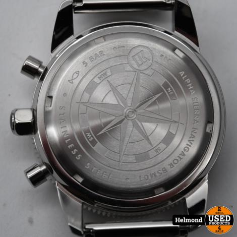 Alpha Sierra Navigator BSM01 Heren Horloge | ZGAN