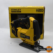 Stanley Stanley Fatmax SFMCS600 Accu Decoupeerzaag   ZGAN