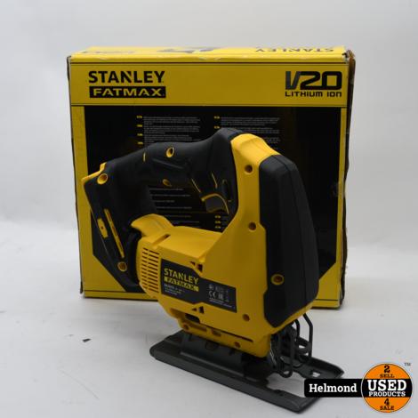 Stanley Fatmax SFMCS600 Accu Decoupeerzaag   ZGAN