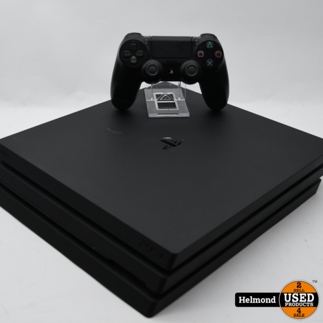 Sony PlayStation 4 Pro 1TB   Nette Staat