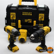 Stanley Stanley Fatmax N853604 Accu boor set | In Nette Staat