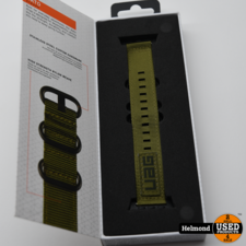 UAG UAG Nato Straps for Apple Watch 44/42 mm | Nieuw in Seal