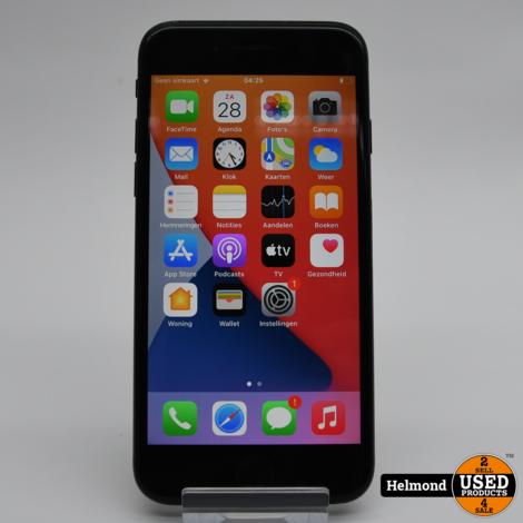 iPhone 7 128Gb Black   In Redelijke Staat