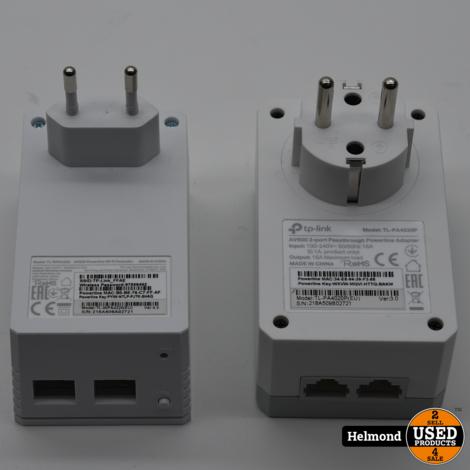 TP-Link TL-WPA4226KIT AV600   In Nette Staat