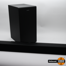 Philips Philips TAB7305/10 Soundbar Bluetooth Speaker   In Nette Staat