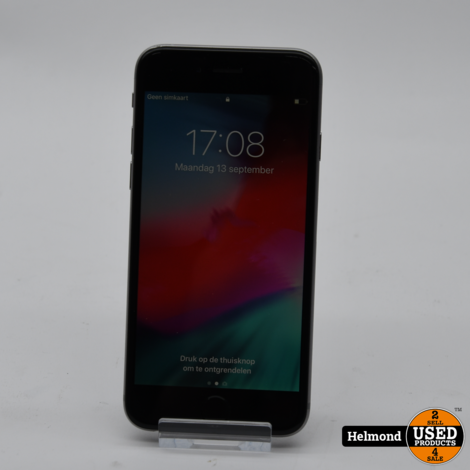 iPhone 6 16GB Silver   In Nette Staat