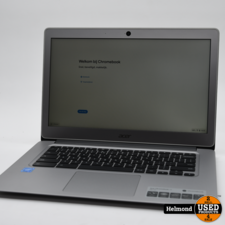 Acer Acer Chromebook 14 CB3-431-C5K7 iC 32Gb eMMC Chromebook   nette staat
