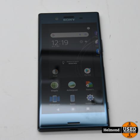 Sony Xperia XZ 64Gb Black   Nette staat