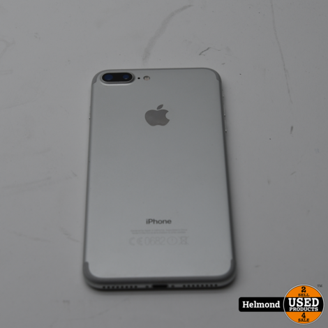 Apple iPhone 7 Plus 32Gb Silver | Nette staat