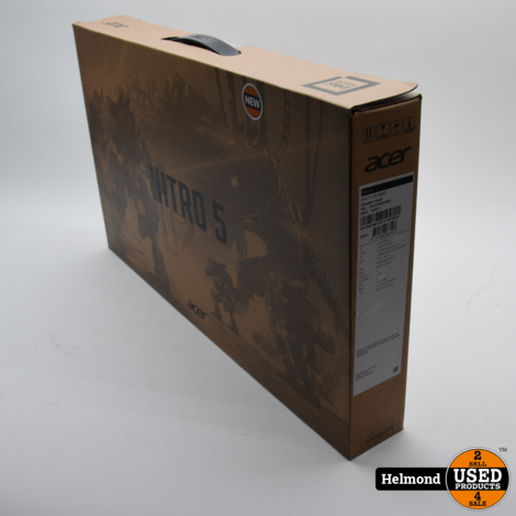 Acer Nitro 5 AN515-55-56ME Gaming Laptop | Nieuw in Seal
