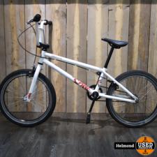 BMX BMX Redline White | In Gedegen Staat