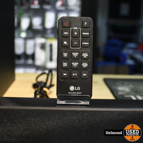 LG SH2 Soundbar | In Nette Staat