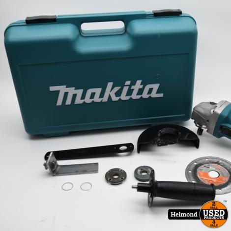 Makita 9558HNR Flex   In Nette Staat