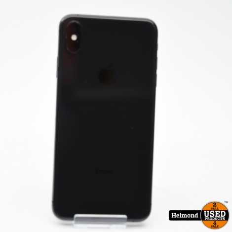 iPhone Xs Max 64Gb Black   In Nette Staat