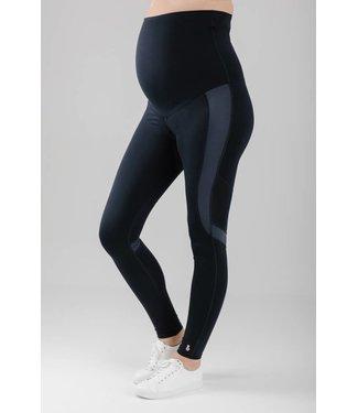 FittaMamma Sportlegging grijs/zwart