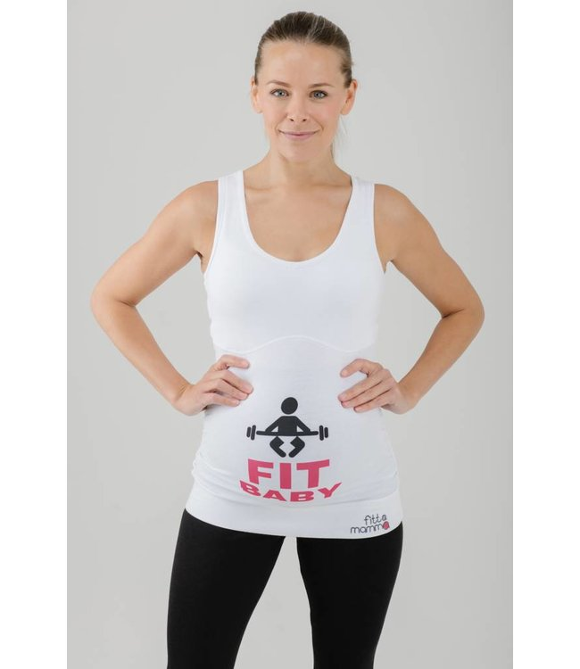 FittaMamma Workout support top