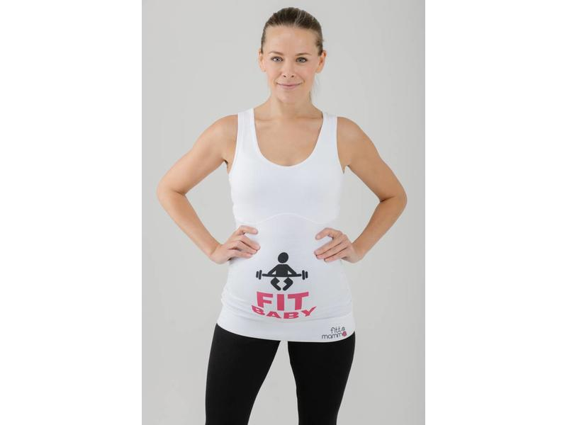 FittaMamma Workout support top - fit baby