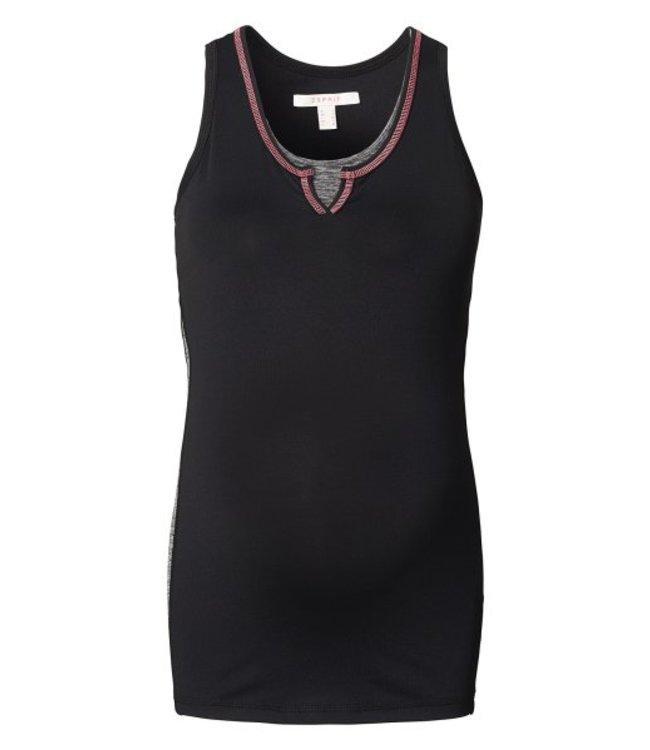 Esprit Sporttop zwart