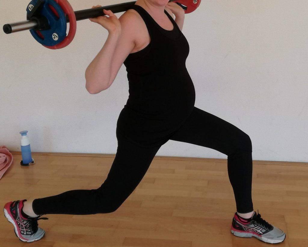 Sportlegging Zwangerschap.Zwangerschap Sportlegging Active Mama