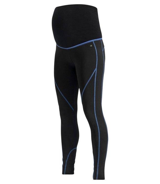 Esprit Sportlegging blauw accent