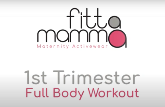 Pregnancy work out part 1