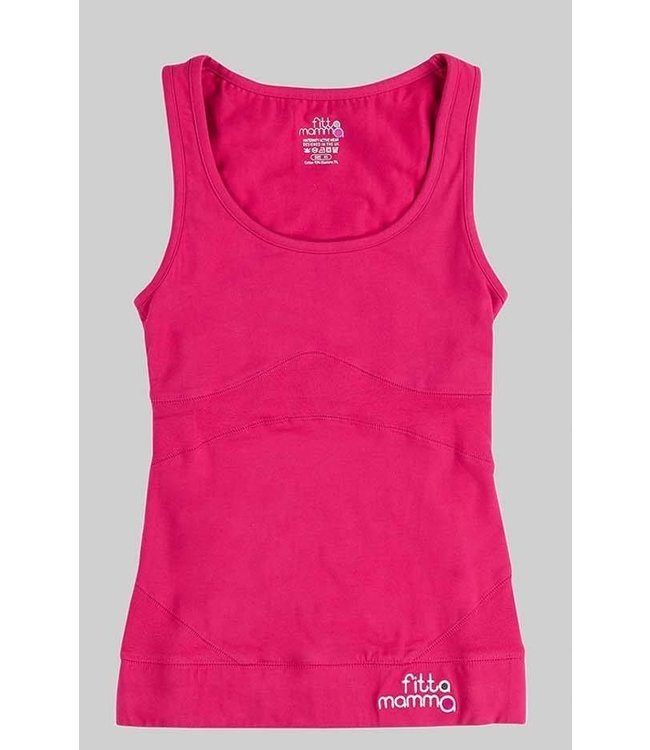 FittaMamma Extra support top roze