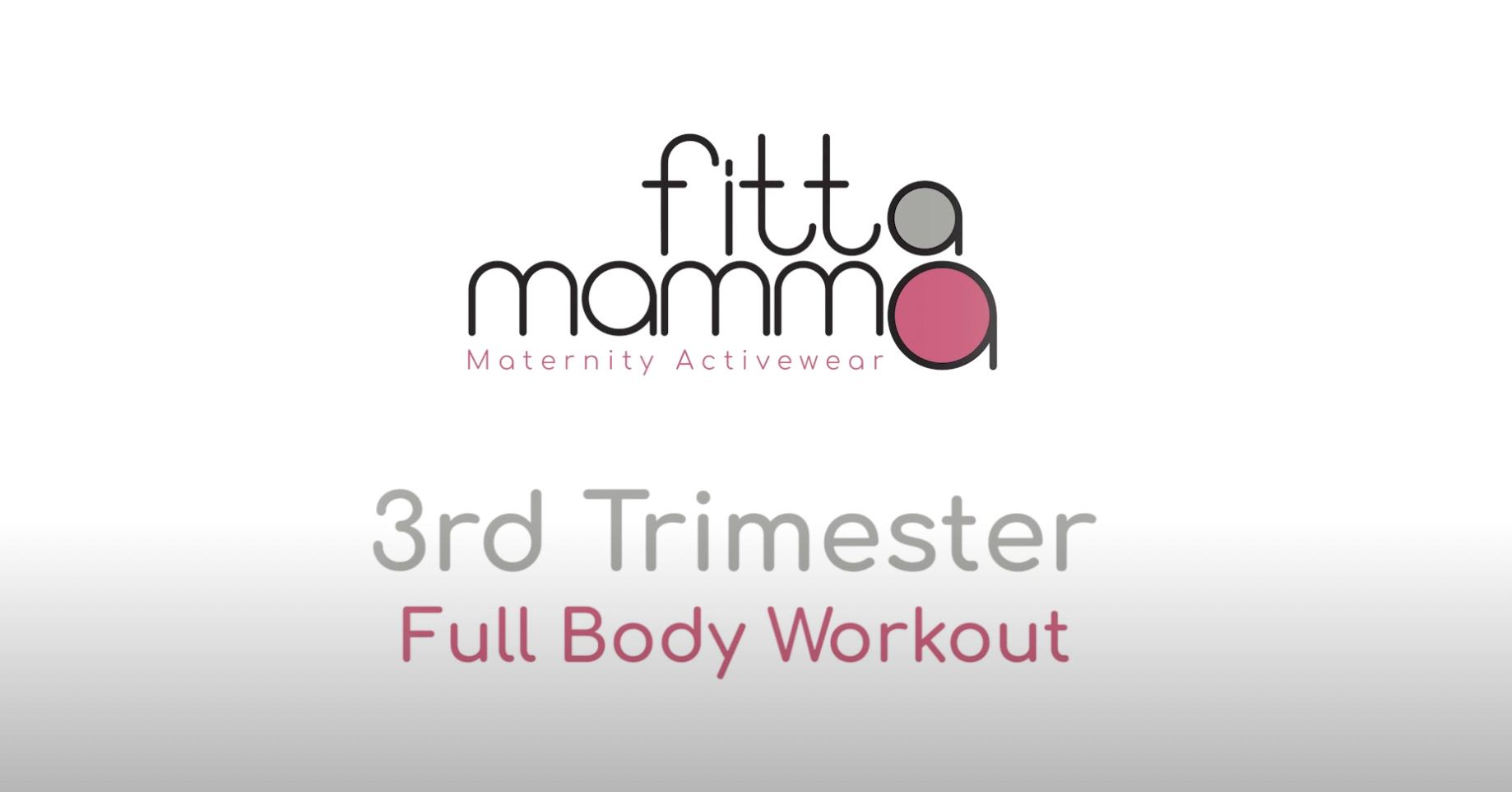 Zwangerschaps training deel 3