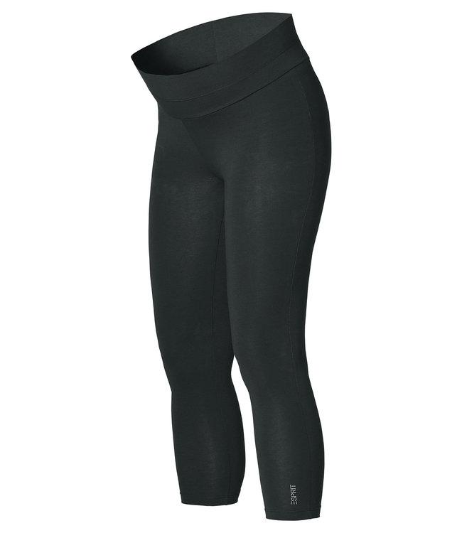 Esprit Legging zwart - Donkerblauw