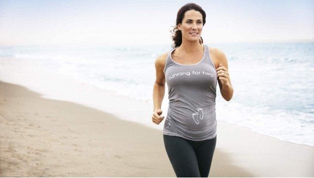 Zwanger en hardlopen