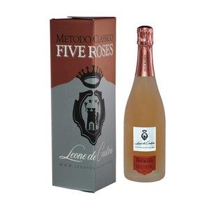 Leone de Castris Five Roses Metodo Classico Brut Rosé