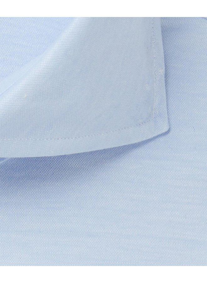 Uni Licht - Blauw Japanese Knitted