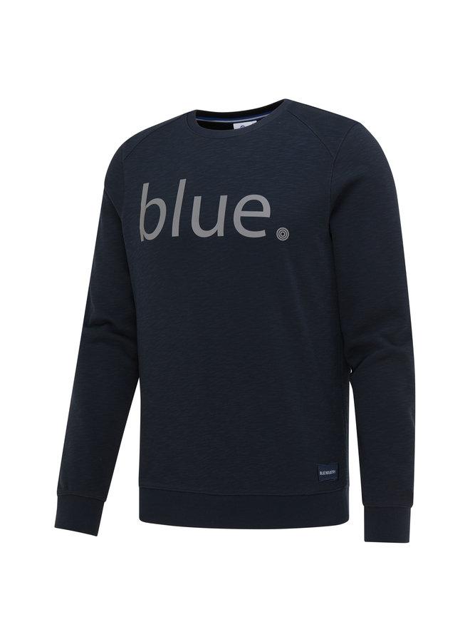 """Uni Navy Logo """"Blue"""""""