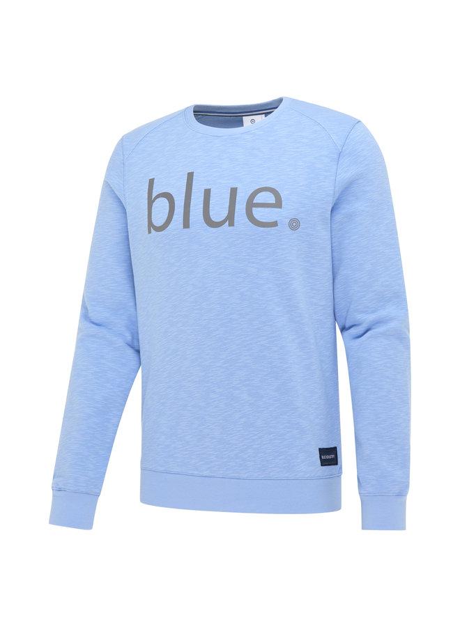 """Uni Licht - Blauw  Logo """"Blue"""""""