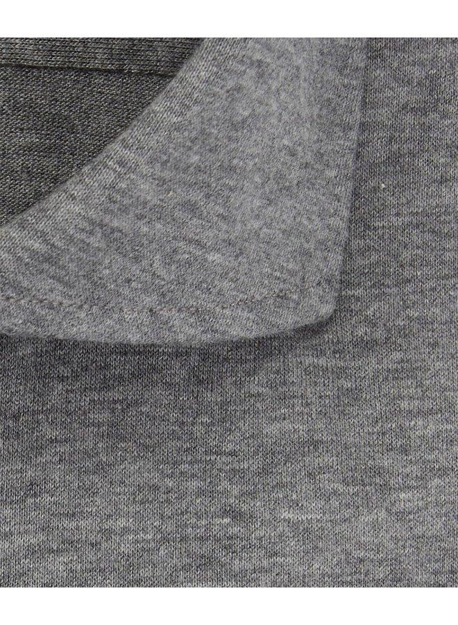 Uni Midden - Grijs Knitted
