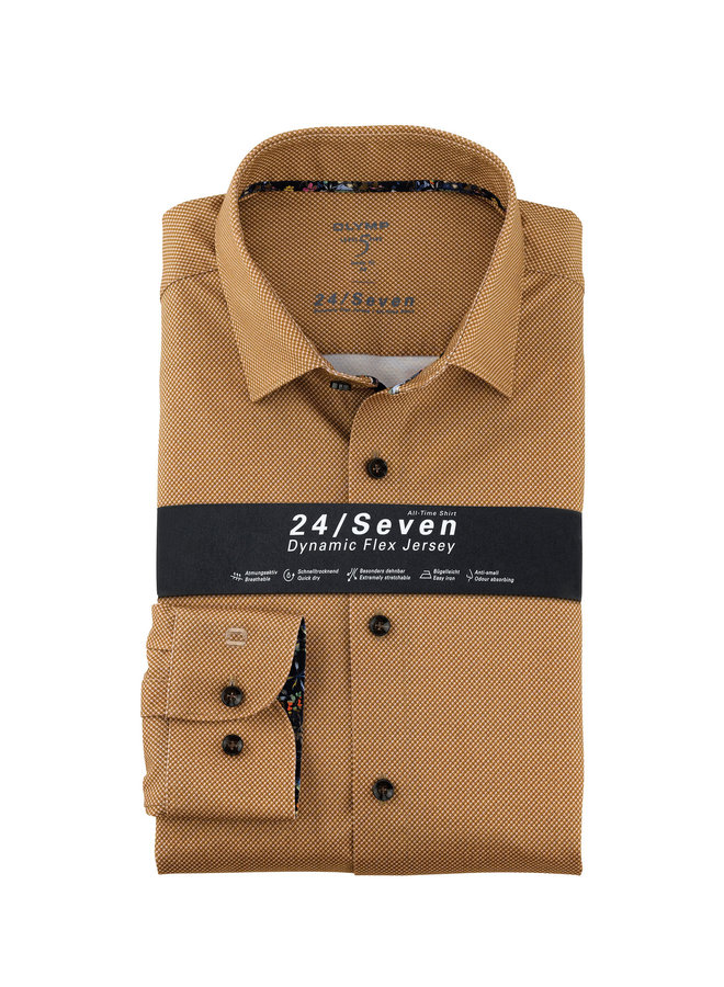 Uni Camel Knitted 24 / Seven Body - Fit