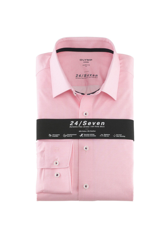 Uni Roze Knitted 24 / Seven Modern - Fit