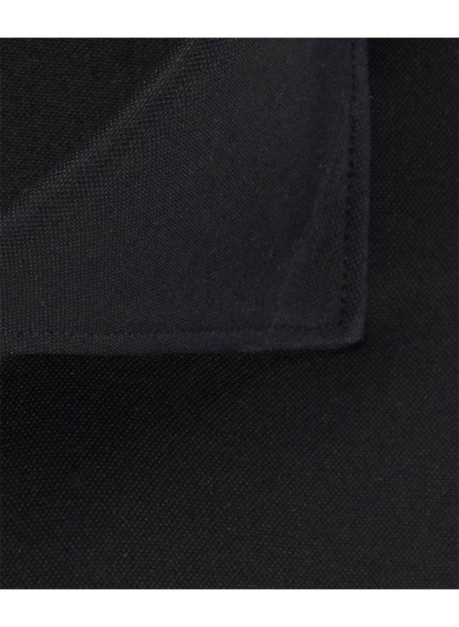Uni Zwart Japanese Knitted