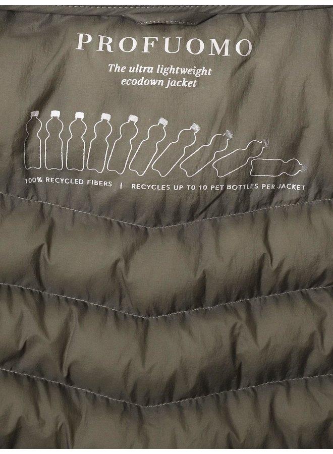 Eco - Down - Bomber Jacket Roze